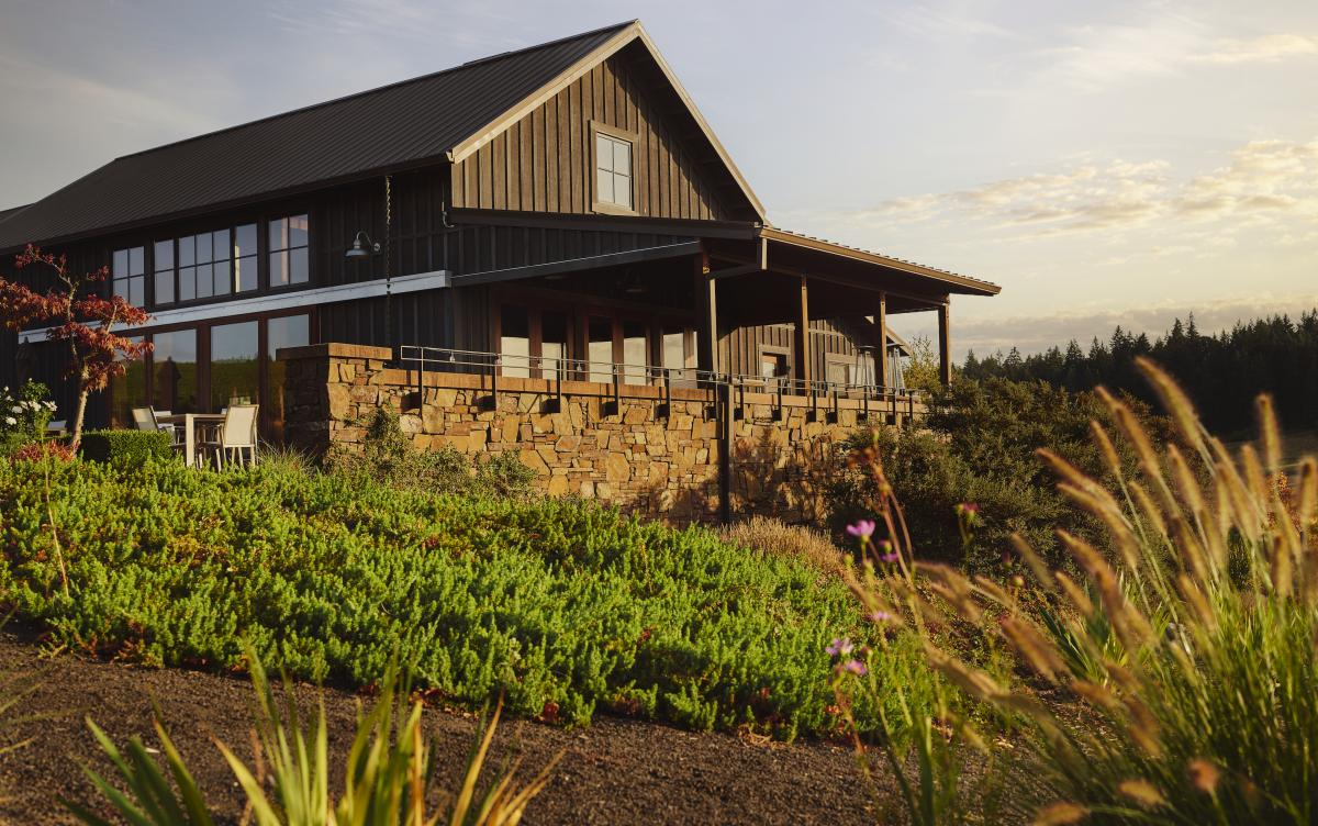 Gran Moraine winery