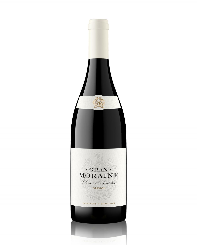 Gran Moraine Dropstone Pinot Noir bottle shot