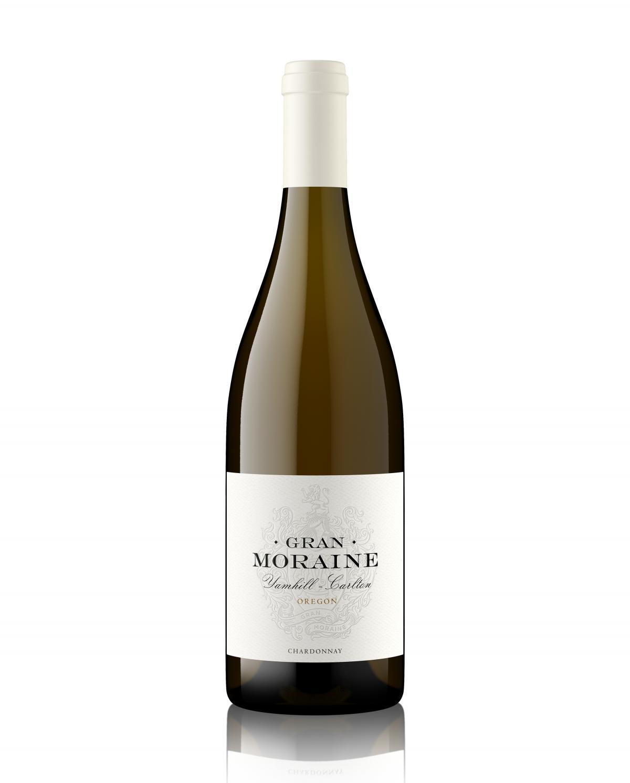 Gran Moraine Yamhill-Carlton Chardonnay bottle shot