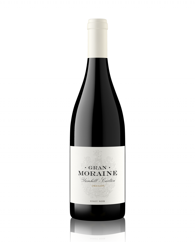 Gran Moraine Yamhill-Carlton Pinot Noir bottle shot
